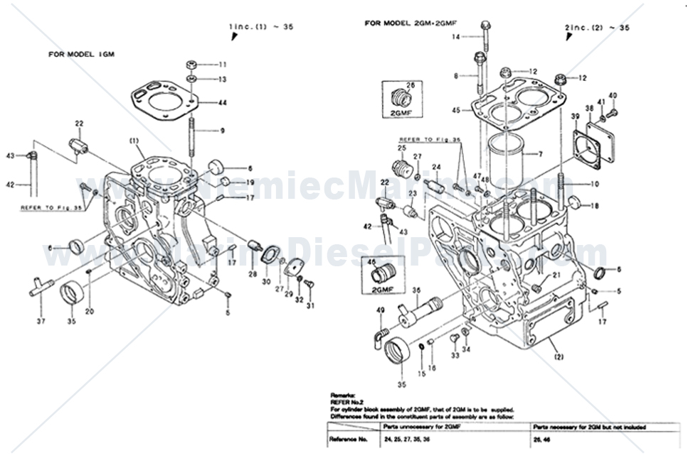 yanmar parts catalog